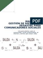 Manual de gestiòn de riesgos de desastre para comunicadores sociales-Falta pagina25.doc