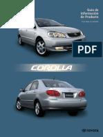 Manual Corolla