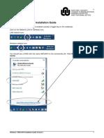 Windows7 WiFi Installation Guide