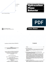 Tarek Ahmad - Hydrocarbon Phase Behavior