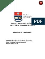 Principios y fundamentos metrologia