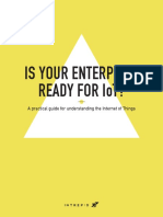 Is Your Enterprise Ready for IoT