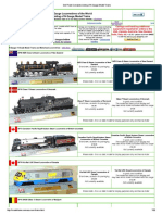 Del Prado Complete Listing of N Gauge Model Trains