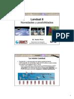 Xavierpons Sistema Landsat8