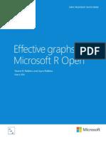 Effective Graphs Microsoft R Revolution