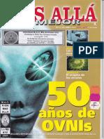 Bbltk-m.a.o. R-006 Mas Alla 2001 Nº001 Lo Mjr
