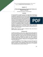 (C) Maldonado Et Rozas. (2008). Clima y Paleoambientes Durante El Cuaternario Tardío en La Región de Atacama