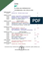 Jornadas 31ª D.H. y 28ª D.P. y D.B.