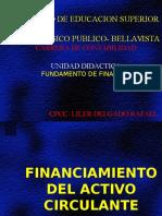 financiamiento activo circulante - tecnologico.ppt