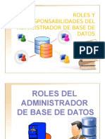 1ra. Charla - Ppt Roles y Responsabilidades