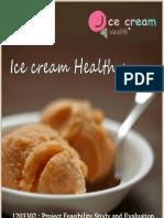 Ice-cream Health+