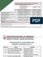A-web Matriculas 2015-2