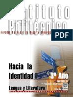 2301-16 Lengua y Literatura Hacia La Identidad i