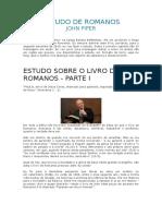 John Piper - Estudo de Romanos