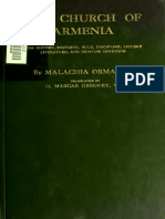 Malachia Ormanian_The Church of Armenia - Her history, doctrine, rule, discipline.pdf