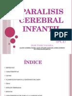 Paralisis Cerebral Infantil