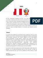 Peru Bolivia Chile