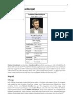 Ahmadinejap.