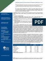 Dados Econ?mico-Financeiros - Press-release referente ao 1T16