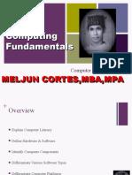 MELJUN CORTES Computing Fundamentals