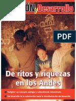Revista Religion y Desarrollo