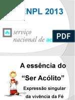 2013 ENPL LuisLeal Ser Acolito