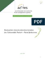Aeres s3 Vd Paris 4 Ed
