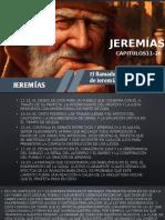 Jeremías 11 20- resumen