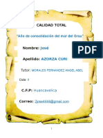 CALIDAD TOTAL Monografia De