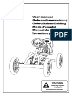 Buddy Kart User_Manual