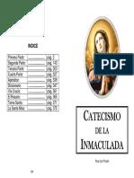 Catecismo de La Inmaculada