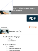 Presentación Molinos Outokumpu Español