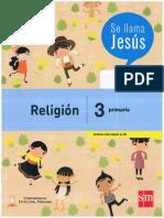 Religion Se Llama Jesus Contenido Original 3 Prim