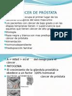 1-Cancer de Próstata