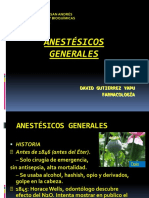 6.ANESTÉSICOS GENERALES