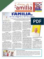El Amigo de La Familia Domingo 15 Mayo 2016