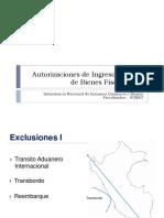 Autorizacion Ingreso y Salida Iqbf