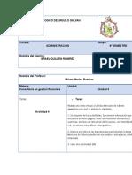 Actividad 4 - Resumen BMV y Listado