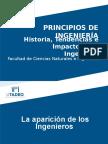PRINCIPIOS de INGENIERÍA - Historia, Tendencias e Impacto de La Ingeniería RV