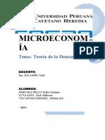 Microeconomia Demanda Fin