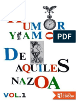 Humor Y Amor - Nazoa Aquiles