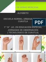 Alfabeto LSM