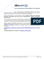 AmbitoJuridico.com-Presentar Cuentas de Cobro No Desvirt a Una Relaci n Laboral Corte Suprema