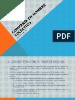 COMPAÑÍA EN NOMBRE COLECTIVO.pptx