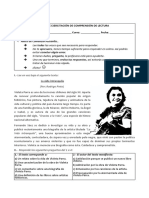Guía de Apoyo Lenguaje - 7mo - Aula de Recursos Pie