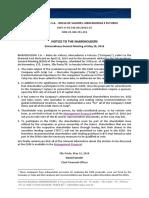 Notice to Shareholders - EGM of 05.20.2016