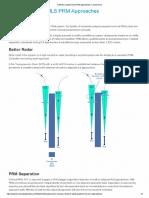PRM Approaches - A Pilot's Guide