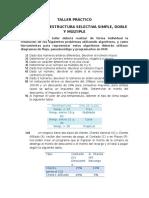 Taller 03 - Algoritmos - Estructura Selectiva