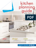 MIT0681 Kitchen Planning Guide