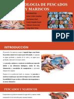 Microbiologia de Pescados y Mariscos A